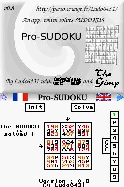 Thumbnail 1 for Pro-SUDOKU
